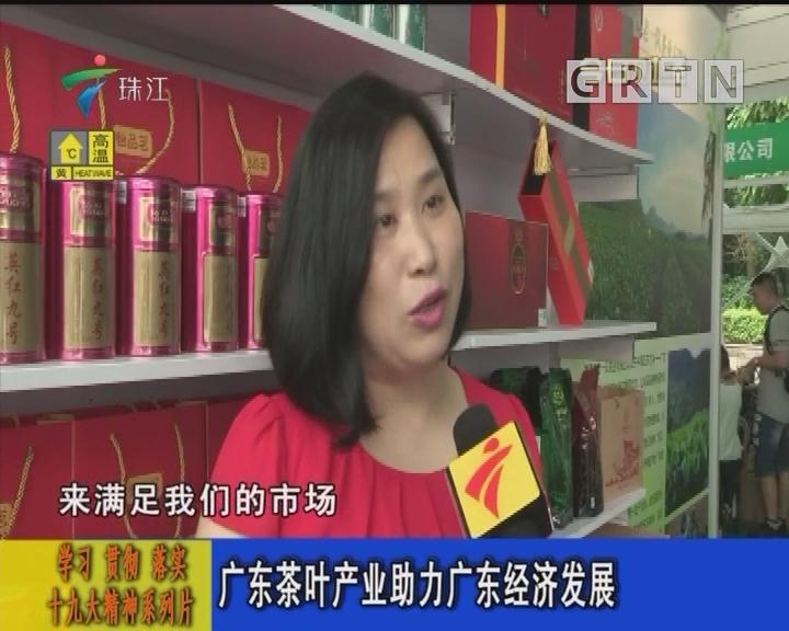 广东茶叶产业助力广东经济发展