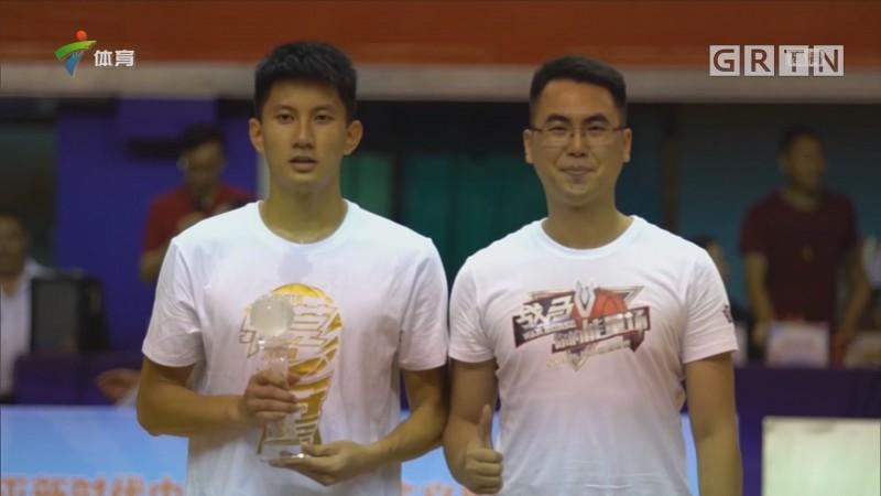 战马杯2018东莞市篮球联赛完美落幕 南城蝉联冠军