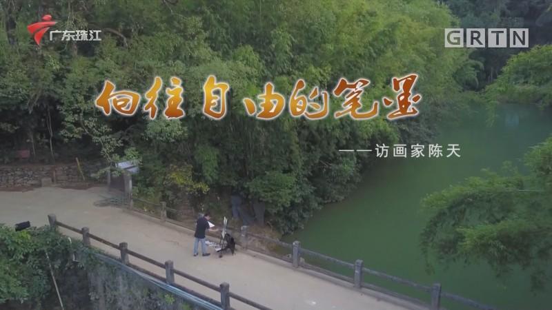 [HD][2020-11-30]文化珠江:向往自由的笔墨——访画家陈天