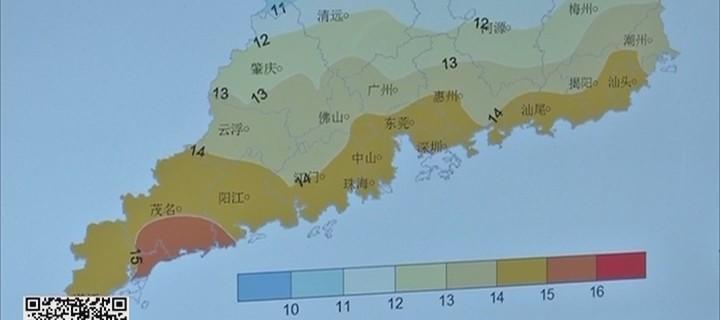 广州:初一二最高26度!过个暖年