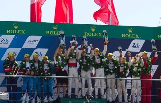 勒芒24小时耐力赛落幕 耀莱成龙DC车队夺冠创历史