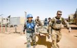 中国蓝盔成功救治3名马里政府军重伤员