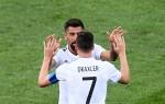 联合会杯-德国3-1小组头名晋级 半决赛战墨西哥