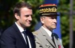 法国军方首长辞职 马克龙面临就任来首场危机