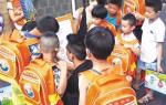 橙色书包刷屏听障儿童引关注 如何获取?里面有什么