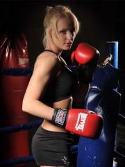 美女拳王叶莲娜(乌克兰)