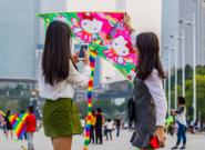 """""""动""""起来的广州 就是这么魅力无穷"""