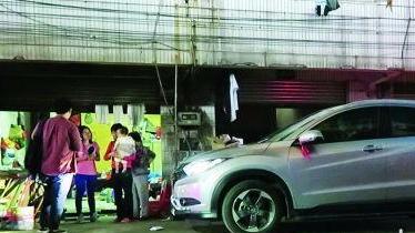 佛山无证女司机驾车3次碾压2岁女童