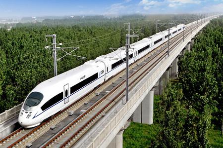 湛江、肇庆、广州、河源4市将建高铁 实现广州至梅州全线高铁运输
