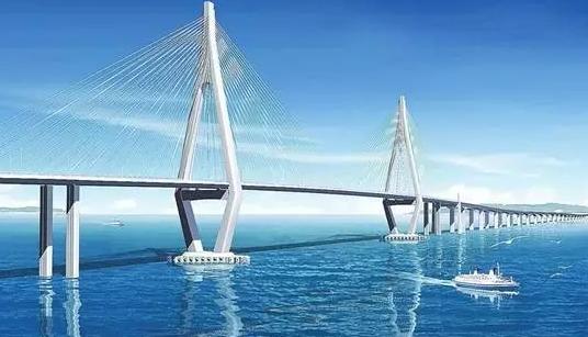 港珠澳大桥明年夏季通车!