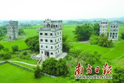 江门全域旅游探索初显成效:春节7天吸金9.5亿元
