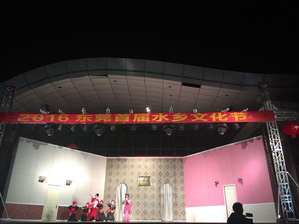 东莞首届水乡文化节在麻涌盛大开幕