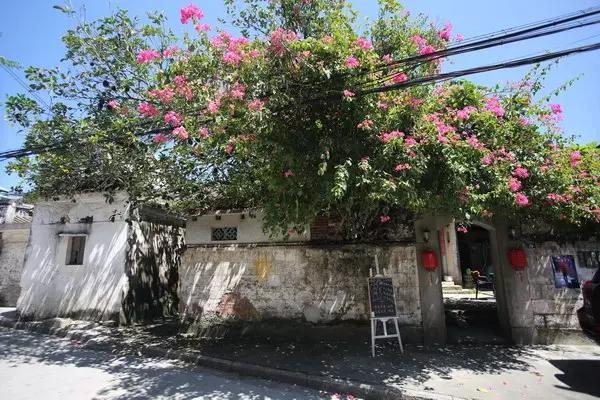 珠海唐家:值得细细品味的古镇