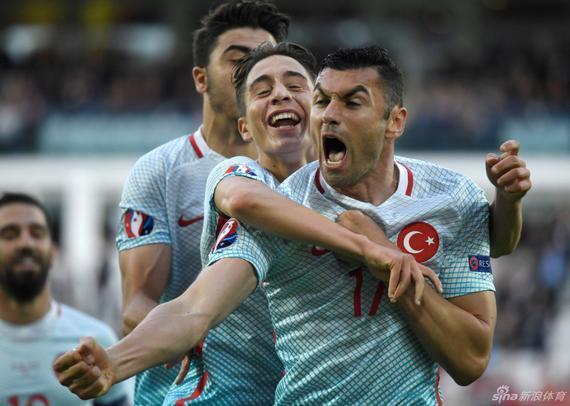伊尔马兹进球成中超第1人 欧洲杯出场竟超国安