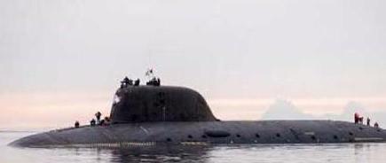 美媒称俄潜艇异常活跃 也担忧被中国超越