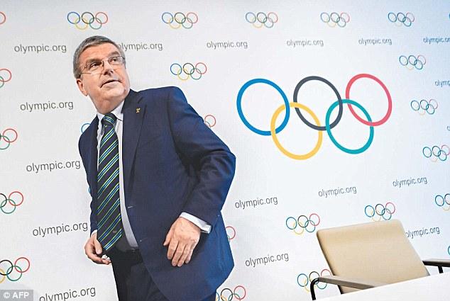 英媒:俄罗斯已整体无缘里约 恐激怒普京令其抵制奥运