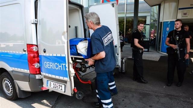 德国柏林一医院发生枪击案 包括凶手在内2人死亡