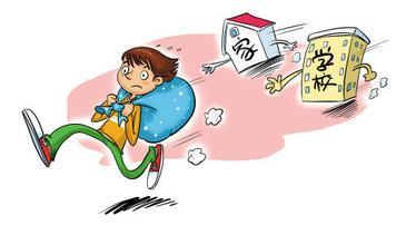 12岁男孩考砸不敢回家 1个月从温州流浪到福州