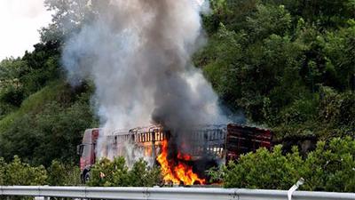 35吨保险粉自燃:气体有毒,水和泡沫都不能灭火,这么牛?