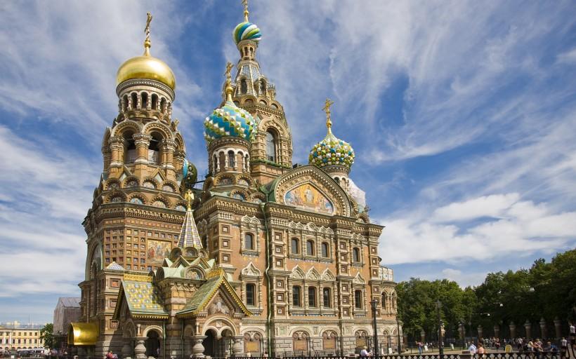 圣彼得堡成为俄罗斯地区投资吸引力排行榜首