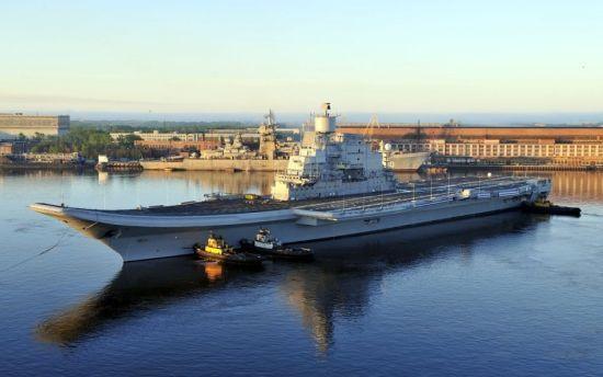 印媒:印度未来8个月时间将没有航母可用