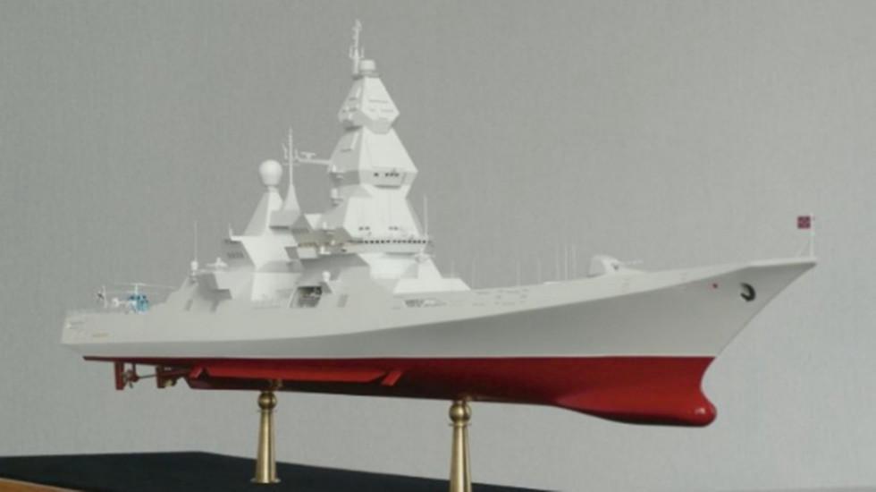 可载200枚导弹!俄将造新型隐身核驱逐舰