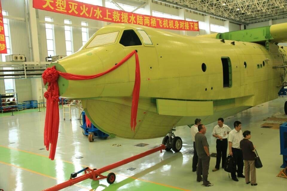 又一款国产大飞机要出生了