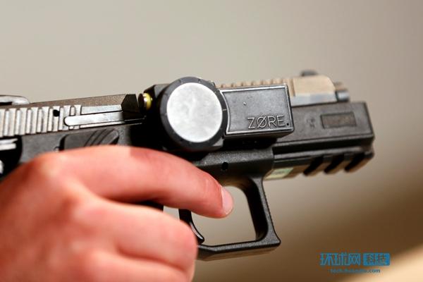 以色列科技公司研发枪支管理软件 可监测枪支被盗