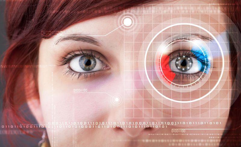 配备虹膜扫描技术的iPhone 是你想要的吗?