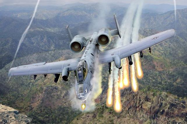美空军欲全面替换A-10攻击机:短期用低端机应急