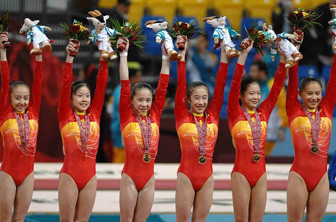里约奥运会体操项目前瞻:男团还看中日对决 女队美国独领风骚
