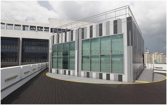 360度旋转挖压力 新加坡打造全球首个旋转实验室