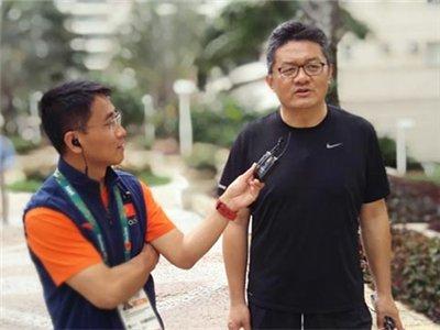 【里约三人行】张斌解读里约误解 期待精彩奥运
