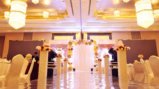 上海结婚平均总花费超20万元 婚宴平均20桌