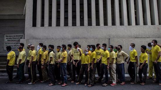 菲律宾发生武装劫狱 至少28名囚犯逃脱