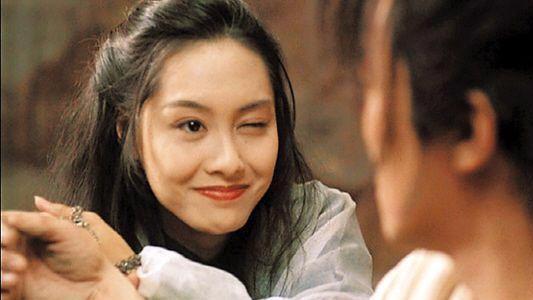 22年后朱茵再现紫霞仙子(17