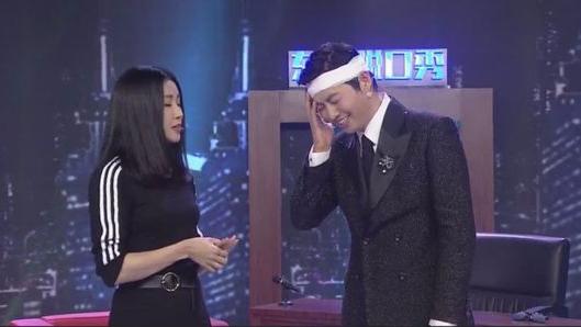 玩笑开太大!歌手王蓉把央视主持人打到头破血流