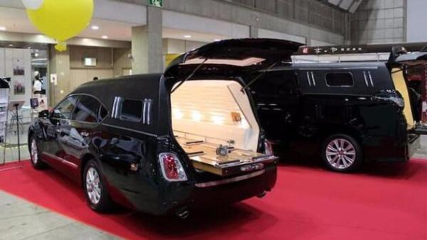 外媒:日本殡葬业瞄准中国灵车升级换代商机
