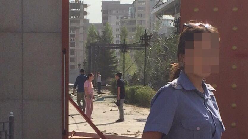 中国驻吉尔吉斯斯坦使馆遭炸弹袭击  袭击者当场身亡