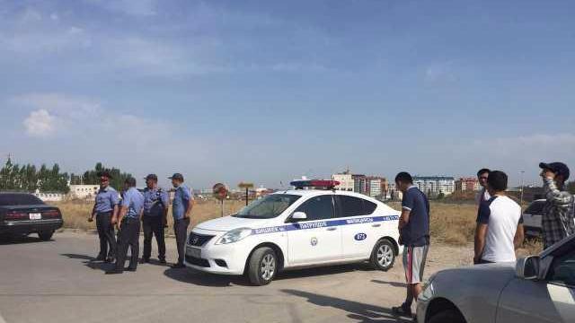 组图:中国驻吉尔吉斯斯坦大使馆遭汽车炸弹袭击
