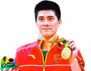 潮汕运动员成奥运会广东夺牌大户 五人出征全摘牌