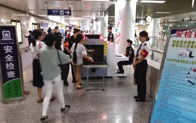 名牌包免过安检仪? 南京地铁回应:系误读