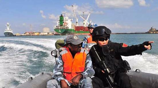 英媒:除吉布提 美印忧中国将建更多海外军事基地