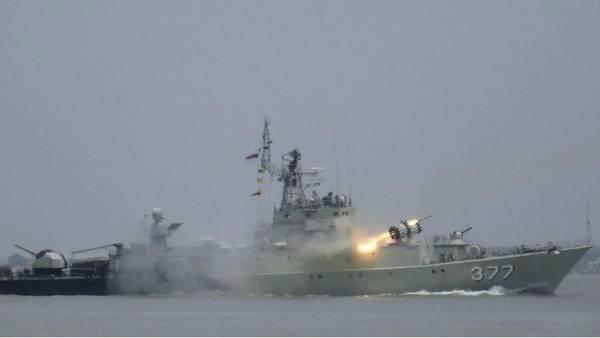 印尼海军购买我国730B型近防炮 装备其护卫舰