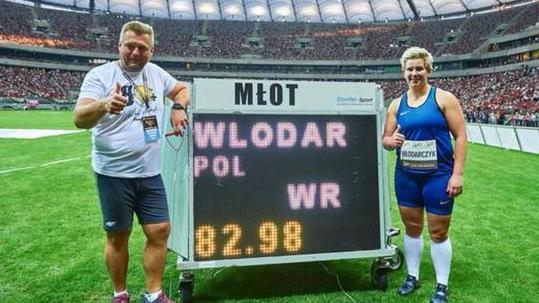 传奇!链球史上第一女悍将14天两度打破世界纪录