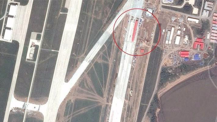 简氏称中国测试电磁弹射器 或装备第2艘国产航母
