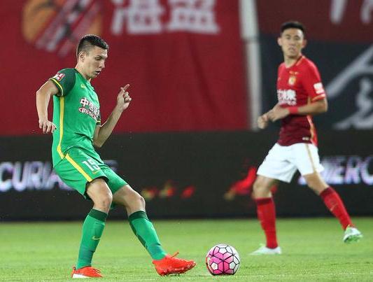 FIFA评亚洲6大新星:国安外援在列 无中国球员