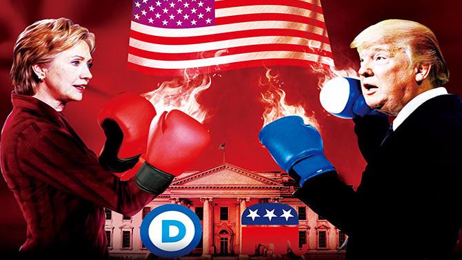 美大选首场辩论吸引8400万人 破36年前收视纪录