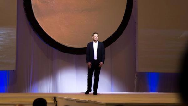 马斯克公布火星移民计划:上火星只需80天,票价20万美元