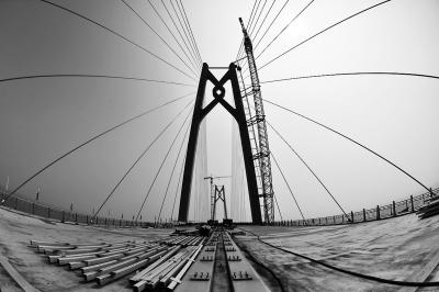 """中国大桥十宗""""最"""""""